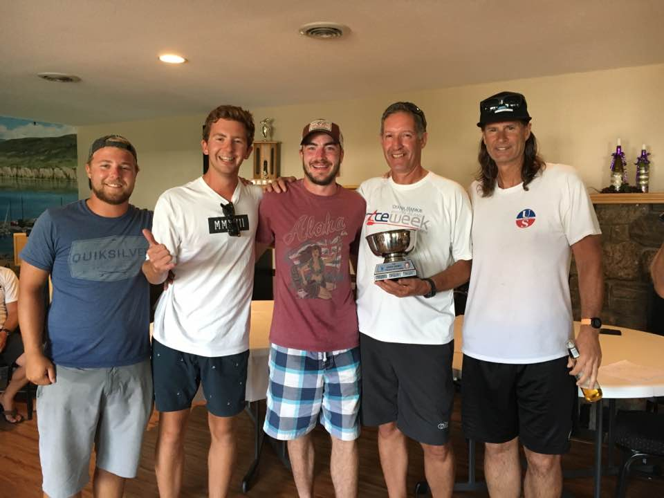 Baad Goat Wins Overall for Giant's Head Regatta 2017