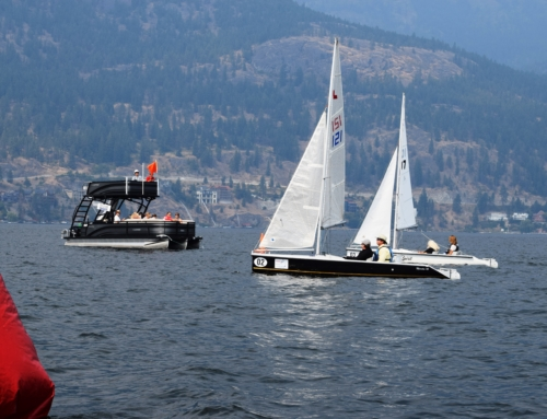 43 2017 RE/MAX Mobility Cup Racers from across North America arriving in Kelowna
